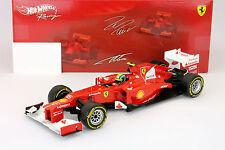 Felippe Massa Ferrari F2012 Formel 1 2012 1:18 HotWheels