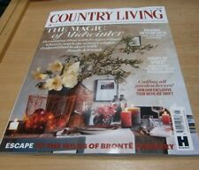 Country Living magazine JAN 2019 Midwinter Magic, Artisan Gifts, Bronte Country