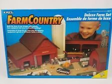 1/64 Ertl Farm Country Deluxe set New