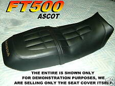FT500 ASCOT seat cover for Honda FT 500 196