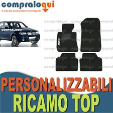 TAPPETINI PER BMW X3 E83 TAPPETI PER AUTO SU MISURA + LOGO TOP RICAMATO A SCELTA