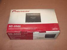 Pioneer ND-G500 NDG500 4-Channel 4 Channel Gateway Amplifier for Avic-F500BT