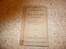1864.Examen de la vie de Jésus de Ernest Renan.lamy