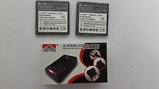 2-New Battery + Charger For HTC Sensation XL, G14, Sensation XE, Mytouch 4G