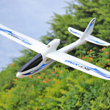 RC Drone Airplane F959 Sky King 3 Channel Push-Speed Glider Fixed Wing Plane Rem