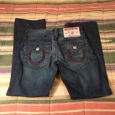 TRUE RELIGION made In Usa Rainbow Billy Denim Jeans 32x33