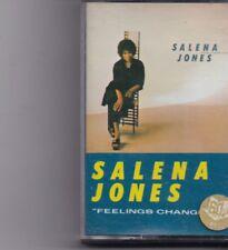 Salena jones-Feelings Change Music Cassette