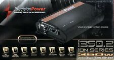 NEW PPI Precision Power i350.2 iON Series 2-Chan. Class D Car Stereo Amplifier