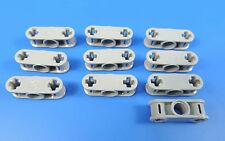 LEGO® technic Nr- 4211621 / 1-Loch 2 Kreuz Verbinder hellgrau (Liftarm) 10 Stück
