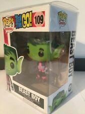 MIB Funko Pop! Television 109 Teen Titans Go! Beast Boy