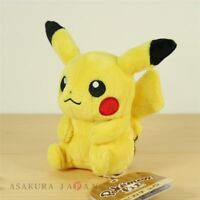 Pokemon Center Original Pokemon fit Mini Plush #25 Pikachu doll Toy from Japan