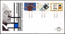 Netherlands 1994 Piet Mondriaan FDC First Day Cover #C28049