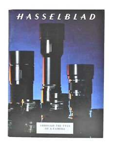 HASSELBLAD 43 Page LENS Catalog / Brochure **ON SALE**