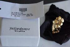 Yves Saint Laurent YSL Clover Ring Size 5