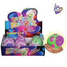 """2"""" 2 tone sensory stress reliever ball toy autism squeeze anxiety"""