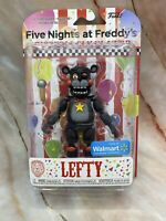 Funko Five Nights at Freddys LEFTY Action Figure Walmart Exclusive FNAF Pizzaria
