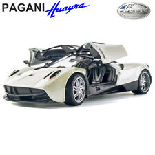 WELLY 1/24 Super Car Pagani Huayra Cars Model Alloy Diecast Vehicle Toys