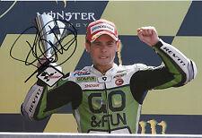 Alvaro Bautista Hand Signed GO&FUN Honda Gresini 12x8 Photo 2014 MotoGP 13.