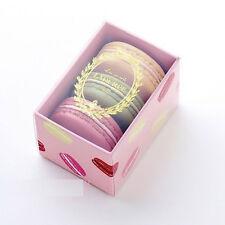 Laduree RADIERGUMMIS MACARONS ROSE - LADUREE PARIS Erasers 3 Macarons Rose