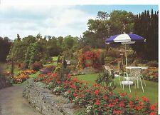 Derbyshire Postcard - Gardens - Peveril of The Peak Hotel - Dovedale    A4450
