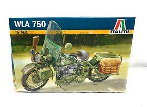 ITALERI #7401 WLA 750 1/9 SCALE EQ