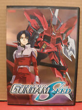 Mobile Suit Gundam Seed DVD Rare ANIME