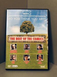 Who Do You Think You Are? Best Of The Comics [DVD], Fry, Carr, Baddiel, Bishop.