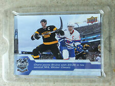 16-17 UD Series One Winter Classic Oversized Cards #WC-4 ZDENO CHARA