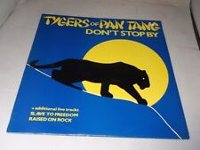 """Tygers Of Pan Tang:   Dont Stop By   1981    UK   EX+    12"""""""