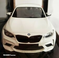 Minichamps BMW M2 Competition 2019 white scale 1:18 Limited Edition 504 pcs.