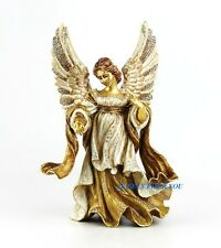 "JAY STRONGWATER 7,75"" LARGE ANGEL FIGURINE SWAROVSKI NEW MADE IN USA BOX"