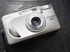 TESTED Fujifilm Zoomdate 1000  Film Compact Camera