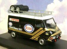 Fiat 242 Van Lacs assistance ESSO Grifone 1986 1 43 IXO