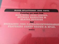 DJANGO UNCHAINED Soundtrack/OST 2x LP NEW Blood Spattered Red Vinyl (Tarantino)