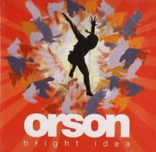 ORSON BRIGHT IDEA CD