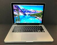 """Apple Macbook Pro 13"""" / Intel 2.2GHZ / 8GB RAM / 250GB SSD / 2 YEARS WARRANTY"""