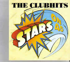 Stars On 45 -The Clubhits cd single