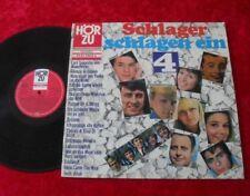 LP Schlager schlagen ein 4 Manuela France Gall Herman's Hermits Small Faces u.a.