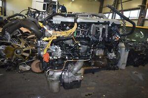 MOTOR MAN D2676 LF26 EURO 6 TGX TGS