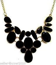 CosMos Handicrafts Ashoka Partywear Black Minha Antique Necklace for Girls/Women