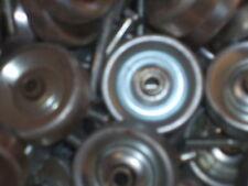 """1.9"""" Steel Conveyor Belt Wheel with Berring Skate wheel 1/4"""" shaft"""