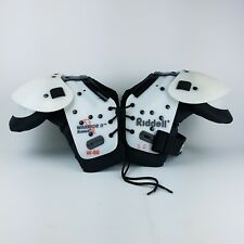 Riddell Warrior II W80 Football Shoulder Pads Small Chest 28-30 Shoulder 11-12
