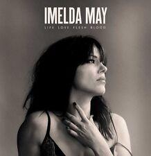 IMELDA MAY LIFE LOVE FLESH BLOOD NEW SEALED CD