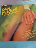 WARWICK GUY MITCHELL 20 GOLDEN GREATS LP  PR5066 1979