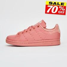 Adidas Originals Stan Smith zapatillas para mujer Chicas Retro Clásico Informal ROSA