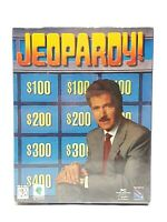 Jeopardy CD-ROM Game for Windows PC 1995 NOS New Sealed Big Box