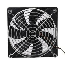 PC Cooling Fans Computer Case USB CPU Radiator Iron Net Cover Grill 5V 80x80mm