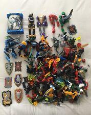 Lego Bionicle Kingdom Knights Pieces Bulk Lot