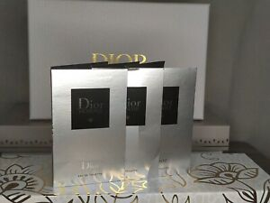 Dior Homme Parfum 1ml bottle | Authentic Pack of 3