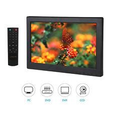 12'' 1366 768 alta resolución Tft Lcd Monitor Color Pantalla W/TV Función